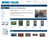 Model Cellar screenshot